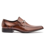 Sapato Loafer Masculino Koning Trieste Whisky