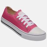 Tenis Casual Converse B2C Shoes Cano Baixo Rosa