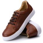 Sapatenis Clássico Masculino Macio B2C Shoes Tchuwm 4023