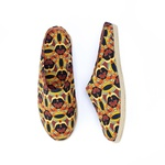 Mule Slipper Estampa Afro Gama