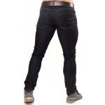 Calça Jeans Masculina Skinny Zegen Dark Blue