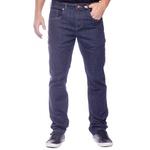 Calça Jeans Masculina Slim Zegen Dark Blue