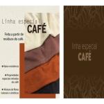 Camisa Polo Masculina Zegen Marrom Cafe