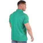Camisa Polo Masculina Zegen Verde Esmeralda DC