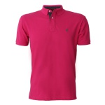 Camisa Polo Masculina Zegen Pink DG