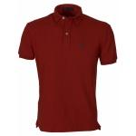 Camisa Polo Zegen Vermelha