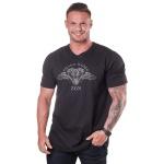 Camiseta Masculina Estampada Zegen Motor e Asas
