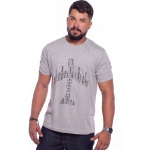 Camiseta Masculina Estampada Zegen Avião