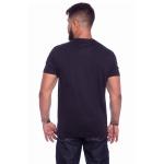 Camiseta Masculina Estampada Zegen Bad Dog