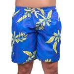 Shorts Praia Masculino Zegen Flowers