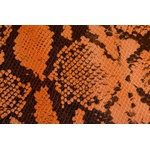 Estampados Snake Orange (p/m/g)