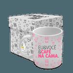 Caneca - Eu & Você e Café