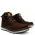 BOTA CATERPILLAR ZIP ONE - CAFÉ