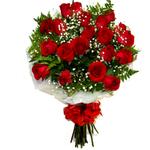 Buquê 21 rosas