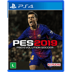 Jogo Pes 19 - Playstation 4 - Konami ps4