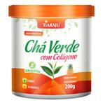 Chá Verde com Colágeno Sabor Abacaxi 200g