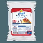 Pó para preparo de sobremesa de leite condensado zero adição de açúcares Lowçucar 1kg