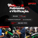 Curso Polimento Automotivo e Vitrificação - Mendes Produtos Automotivos