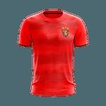 Camisa Sport Dry Vermelha REF: SR018 2
