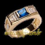 anel de formatura ouro amarelo 18K 750-ASP-AF-1136