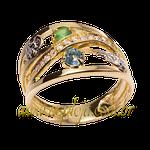anel de formatura ouro amarelo 18K 750-ASP-AF-1137