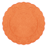 Jogo americano Orange Blossom
