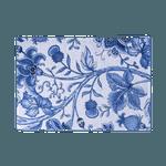 Jogo americano Blue Garden