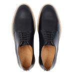 Sapato Masculino Derby - Hugh Azul