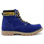 Bota Caterpillar Second Shift - Azul