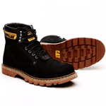 Bota Cat Second Shift - Preto