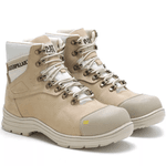 Bota Caterpillar 9820 - Off White