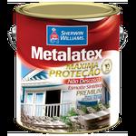 Esmalte Metalico Aluminio Metalatex 3,6L