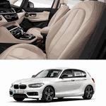 Revestimento Banco de Couro BMW 118i