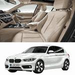 Revestimento Banco de Couro BMW 120i