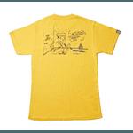 Camiseta Murk Collab I Picco I Havana Club Yellow