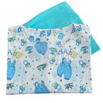 Pijama Cirúrgico Feminino - Peça única promocional - Baby 06
