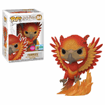 Harry Potter - Fawkes #84 Funko Pop SDCC Exc Flocked