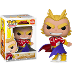 My Hero Academia - All Might Silver Age #608 Funko Pop