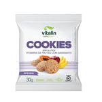 Cookies Vitamina de Frutas Amaranto Display 12x30g