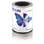 DVD-R ELGIN 4.7GB/16X - PRINTABLE c/600UN.