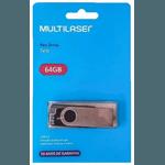 PEN DRIVE MULTILASER 64GB - PD590