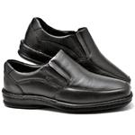 Sapato Couro Linha Conforto 511 – Preto