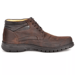 Bota Masculina Anatomic Gel Brown - 7990