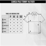 Polo Tommy - Cinza
