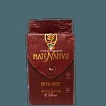 Erva-Mate Mate Nativo Moída Grossa + Folhas a Vácuo 1Kg