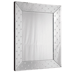 Espelho Estrela - Moldura Trabalhada