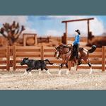 Brinquedo Cutting Horse - Breyer