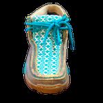 Tênis Goyazes Destroyer - Pinhão / Azul - 181010