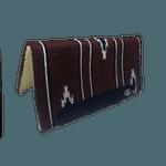 Manta Boots Horse algodão - 30x32 - 07