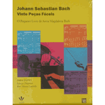 Método Para Piano Bach 20 peças fáceis